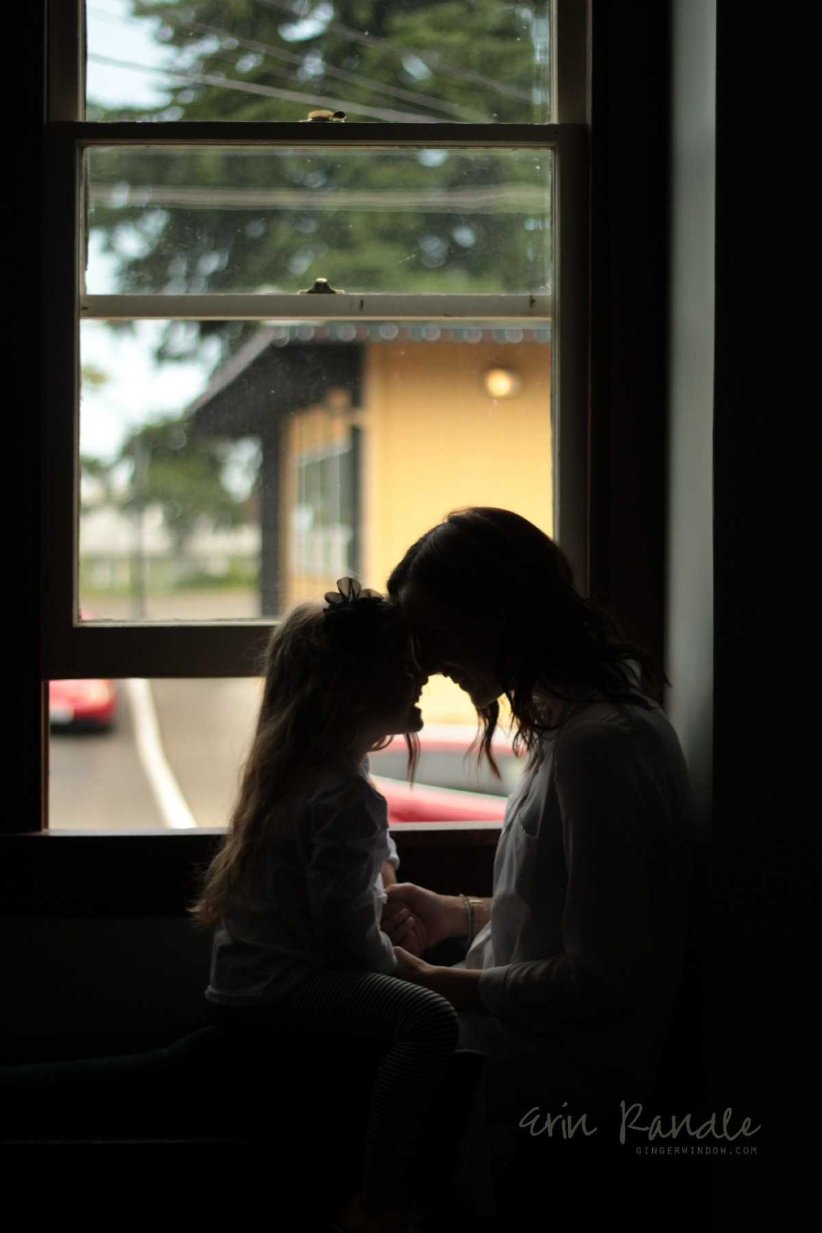 Through the Ginger Window || Shooting with Indoor Natural Light
